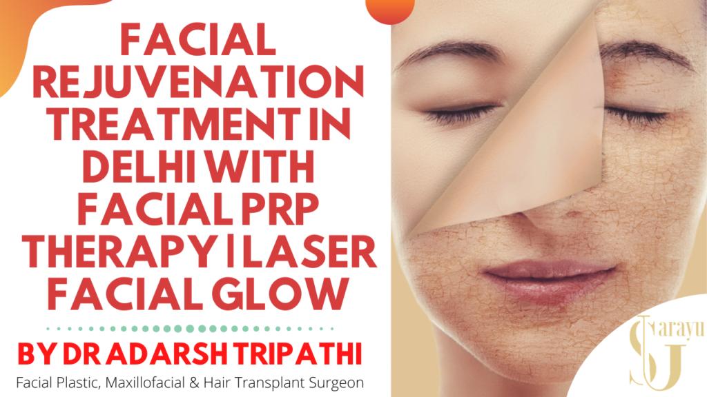 Medical Facial for Anti Aging in Delhi