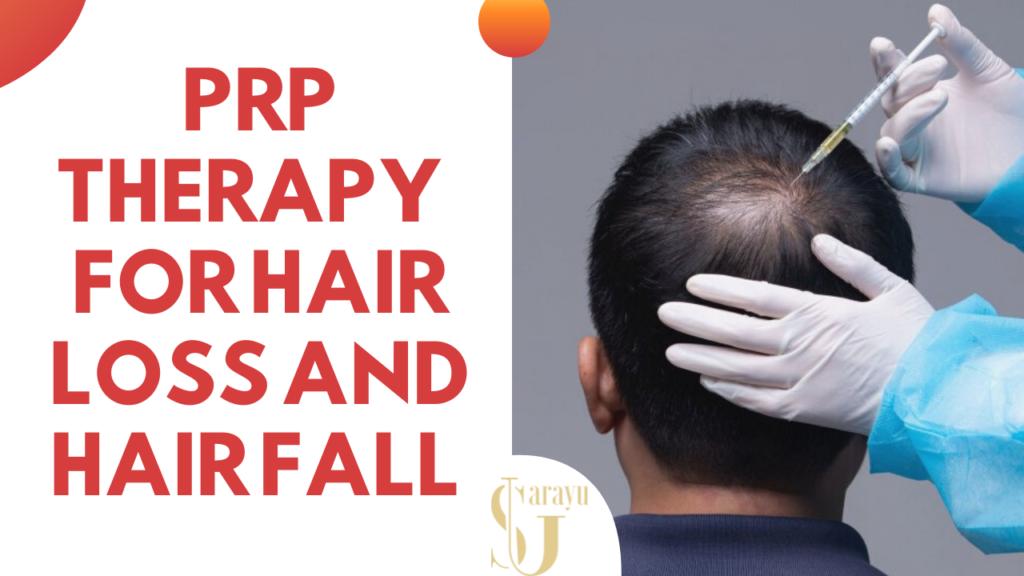 Hair Loss Treatment after Covid 19 at Sarayu Clinics