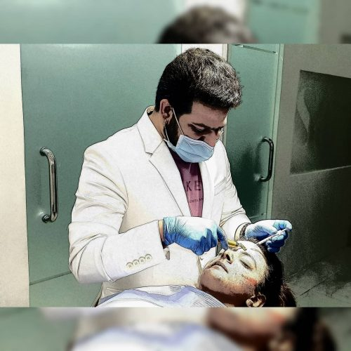 Dr Adarsh Tripathi Best Hair Transplant Surgeon in Delhi